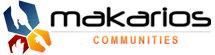 makarioscommunities.co.za logo